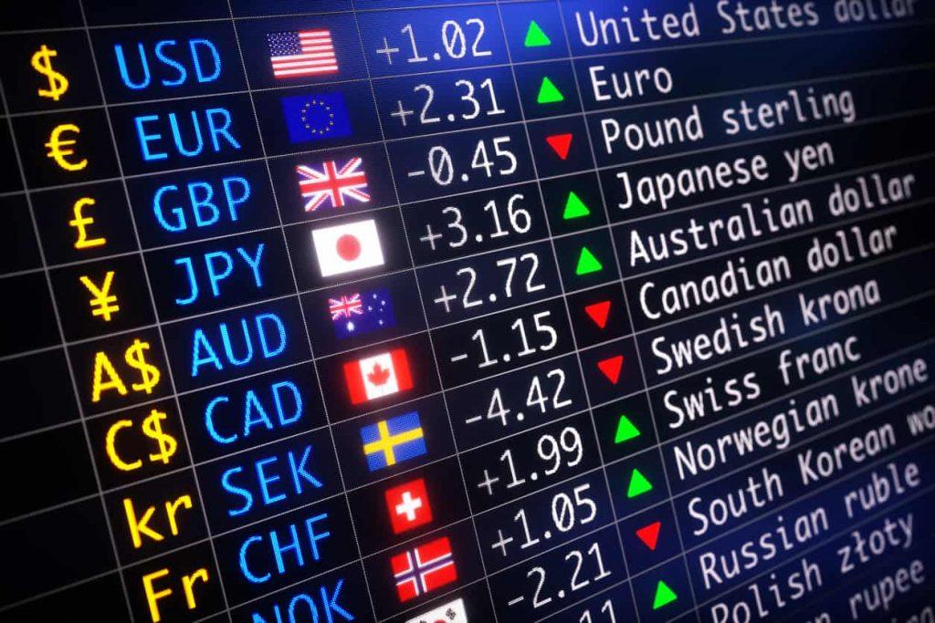 Keuntungan melakukan kegiatan trading forex
