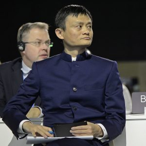 Harga Saham Jack Ma