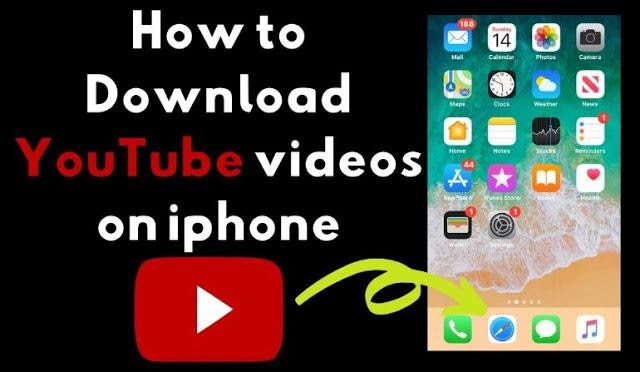 aplikasi download video youtube ios